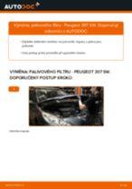 Příručka pro odstraňování problémů Peugeot 508 SW 2.0 BlueHDi 150