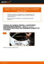 Препоръки от майстори за смяната на RENAULT Renault Clio 2 1.2 16V Запалителна свещ