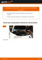 UFI 24.095.01 eest Clio III Hatchback (BR0/1, CR0/1) | PDF asendamise õpetused