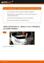 Autószerelői ajánlások - Renault Scenic 2 1.5 dCi Hosszbordás szíj cseréje