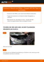 Renault Laguna 3 Grandtour Frontscheinwerfer: Online-Handbuch zum Selbstwechsel