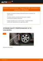 Jak wymienić amortyzator tył w Peugeot 307 SW - poradnik naprawy