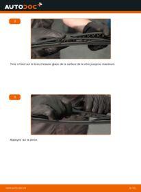 Comment effectuer un remplacement de Essuie-Glaces sur 1.6 HDI 110 Peugeot 307 SW
