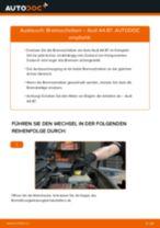 MERCEDES-BENZ GLB Reparaturanweisung Schritt-für-Schritt
