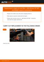 Oil filter ALFA ROMEO 147 (937) | PDF replacement manual
