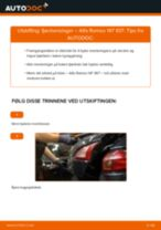 Skifte Blinkers ALFA ROMEO 147: gratis pdf