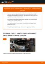 Poradnik online na temat tego, jak wymienić Łożyskowanie, obudowa łożyska koła w Peugeot 206 SW