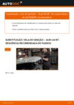 Manual de serviço AUDI Q3