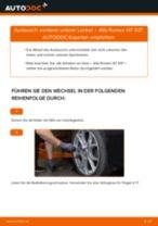 Ford Fiesta Mk6 Limousine Glühkerzen wechseln Dieselmotor Anleitung pdf