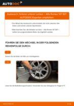 ALFA ROMEO MITO Kühler wechseln Anleitung pdf