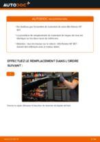 Remplacement Ampoule Feu Eclaireur De Plaque ALFA ROMEO 147 : pdf gratuit