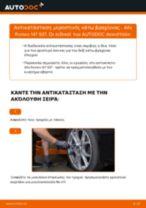 Οι συστάσεις του μηχανικού αυτοκινήτου για την αντικατάσταση ALFA ROMEO Alfa Romeo 147 937 1.9 JTD Βάση Αμορτισέρ