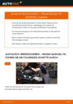 Schritt-für-Schritt-PDF-Tutorial zum Kühlerschlauch-Austausch beim Nissan Qashqai j10