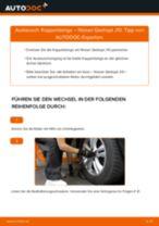 Schritt-für-Schritt-PDF-Tutorial zum Hauptscheinwerfer-Austausch beim Renault Laguna 2 Grandtour