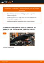 NISSAN-Reparaturhandbuch mit Bildern