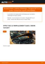 Comment changer : bobines d'allumage sur Peugeot 207 3 ou 5 portes - Guide de remplacement