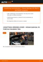 DIY-manual til udskiftning af Hjulbremsecylinder i CITROËN C3 2020