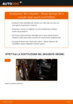 Le raccomandazioni dei meccanici delle auto sulla sostituzione di Filtro Antipolline NISSAN Nissan X Trail t30 2.2 Di 4x4