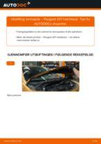Bytt Ryggespeil i Ford Mondeo mk3 Sedan – tips og triks