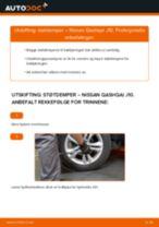 Mekanikerens anbefalinger om bytte av NISSAN Nissan Qashqai j10 2.0 dCi Allrad Tennplugger