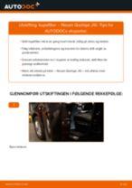 Hvordan bytte Glødelampe Nummerskiltlys SAAB 95 - guide online