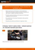 Instrukcja warsztatu dla Nissan Primera P12 Hatchback