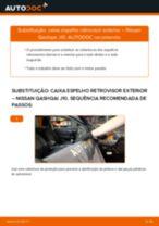 Tutorial passo a passo em PDF sobre a substituição de Polia de desvio / de guia, correia dentada no Opel Crossland X P17
