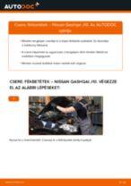 NISSAN LEAF felhasználói kézikönyv pdf