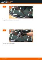 Opel Vectra B Universalas Kaitinimo kaištis pakeisti: žinynai pdf