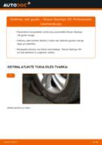 Automechanikų rekomendacijos NISSAN Nissan Qashqai j10 2.0 dCi Allrad Pasukimo trauklė keitimui
