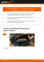 BOSCH 0258986615 varten 207 (WA_, WC_) | PDF vaihto-ohje