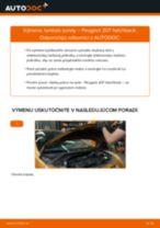 DENSO DOX-0121 pre 207 (WA_, WC_) | PDF návod na výmenu