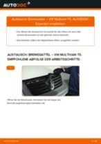 Wie Glühkerzen Diesel beim Audi 80 B4 Avant wechseln - Handbuch online
