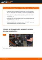 Toyota Land Cruiser Prado 90 Sensor Raddrehzahl: Online-Handbuch zum Selbstwechsel
