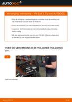 Tips van monteurs voor het wisselen van VW Polo 9n 1.2 12V Multiriem