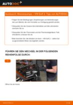 Wasserpumpe selber wechseln: VW Golf 2 - Austauschanleitung