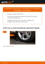 Come cambiare testine sterzo su VW Multivan T5 - Guida alla sostituzione