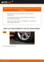 DIY manual on replacing FIAT BRAVO 2014 Brake Discs