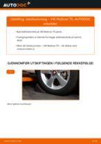 Lær hvordan du fikser Stabilisatorstag bak og foran VW problemet