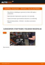 Mekanikerens anbefalinger om bytte av VW Polo 9n 1.2 12V Tennplugger