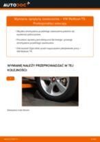 Poradnik krok po kroku w formacie PDF na temat tego, jak wymienić Zawieszenie w VW MULTIVAN V (7HM, 7HN, 7HF, 7EF, 7EM, 7EN)