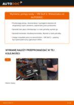 Jak wymienić pompe wody w VW Golf 2 - poradnik naprawy