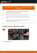 Automechanikų rekomendacijos VW Polo 9n 1.2 12V Uždegimo ritė keitimui