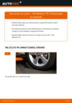 Recomandările mecanicului auto cu privire la înlocuirea VW VW T5 Van 2.5 TDI 4motion Arc spirala