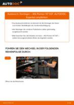 Schritt-für-Schritt-Anweisung zur Reparatur für ALFA ROMEO 147