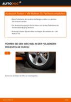ROVER 45 Verschleißanzeige Bremsbeläge wechseln Anleitung pdf