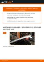 Renault 18 Variable 135 Bremsscheibe: Online-Handbuch zum Selbstwechsel