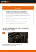 Wie Bremssattel Reparatur Set beim SKODA KAMIQ wechseln - Handbuch online