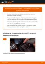 MAZDA CX-5 Domlager wechseln vorne und hinten Anleitung pdf
