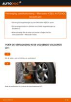 Hoe stabilisatorstang vooraan vervangen bij een Mercedes W203 – Leidraad voor bij het vervangen